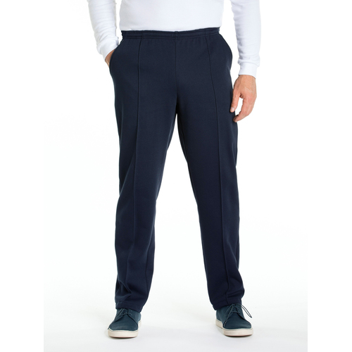 MEN'S FLEECY TRACK PANTS