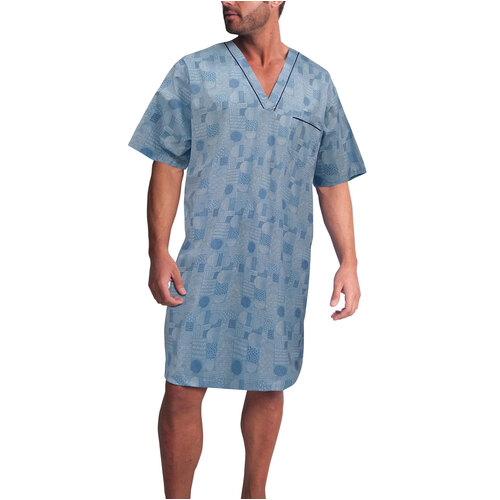 Cotton Rich Night Shirts - King Size