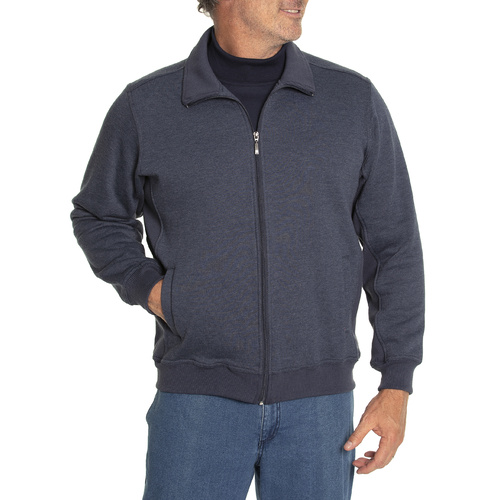 King Size Fleecy Zipped Jacket