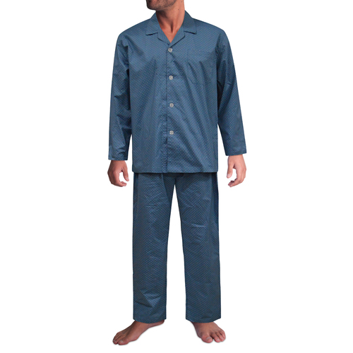 LONG SUMMER FEATHERWEIGHT COTTON PJ's