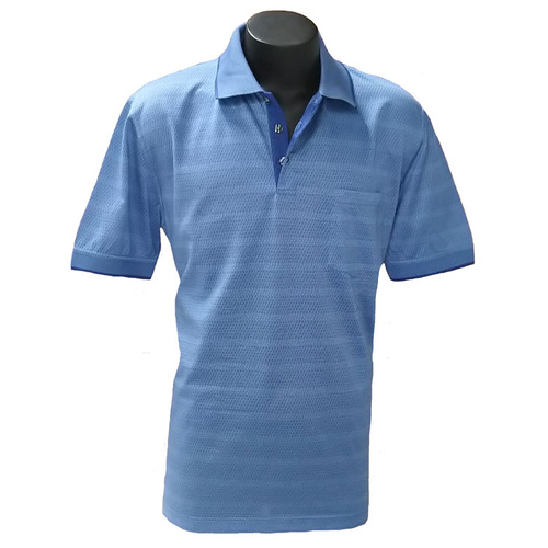 Mercerised Cotton Polo