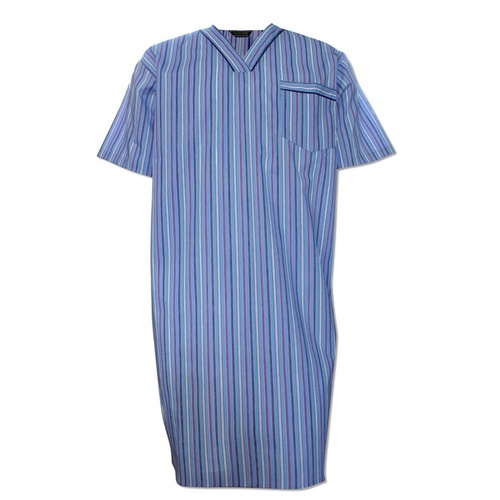 SHORT SLEEVE SUMMER NIGHTSHIRT